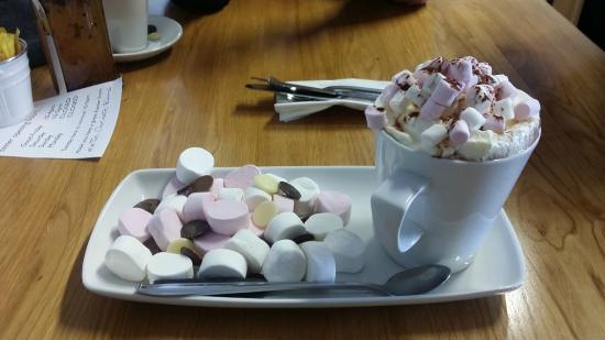 Choc Amor: This is the hot chocolate