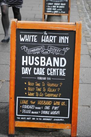 'Aparca maridos'