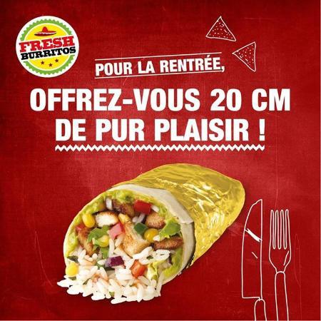 Restaurant Burritos Paris