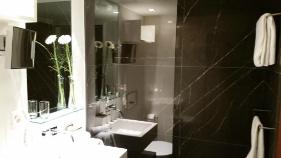 Hotel Marina Lachen: Bathroom