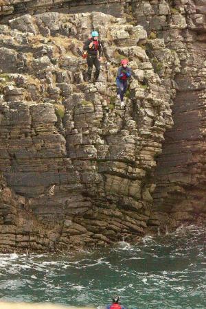 Wavesweeper Sea Adventures: Coasteering at Erris Head