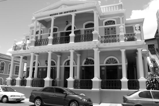 Hacienda El Jibarito: CASA DE DONA BISA