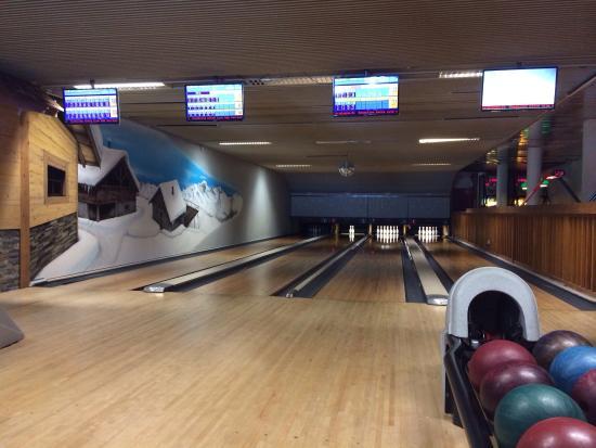 bowling de la plagne: Bowling de Belle Plagne