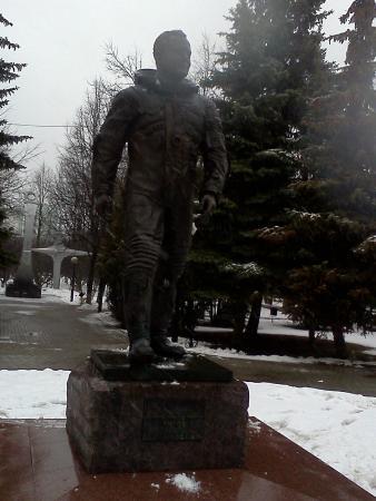 Titov Statue
