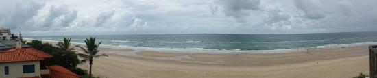 Spindrift On The Beach: view from our room