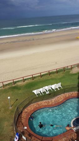 Spindrift On The Beach: pool
