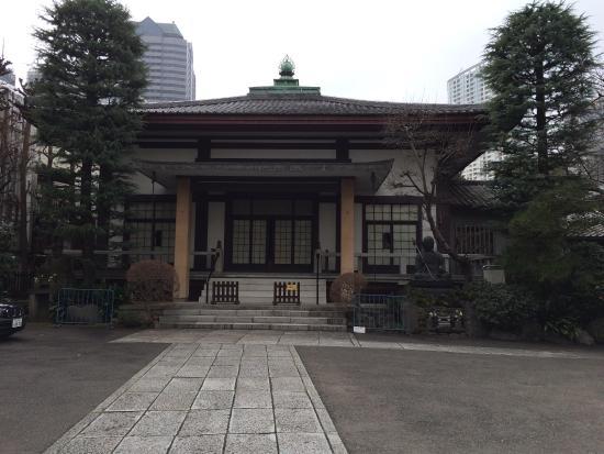 Jodo Temple