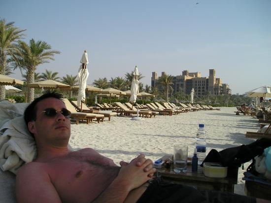Burj Al Arab Jumeirah: Der private Starnd