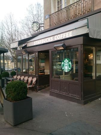 Starbucks Porte De Versailles