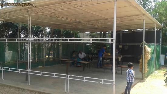 Holiday Village: Indoor Games Area