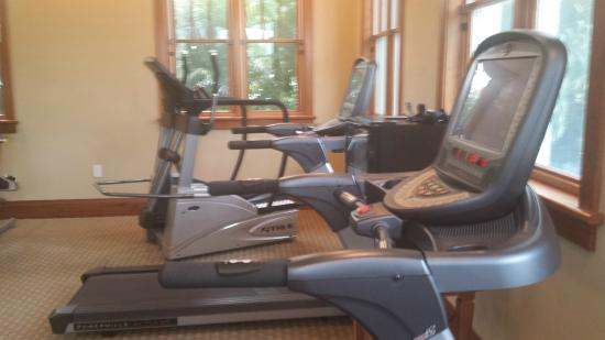 Everglades Isle RV Resort: Fitness Room