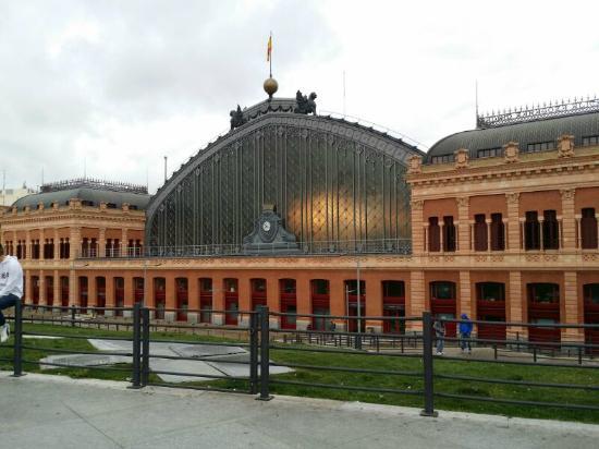 Estaci N De Atocha Picture Of Estacion De Atocha Madrid