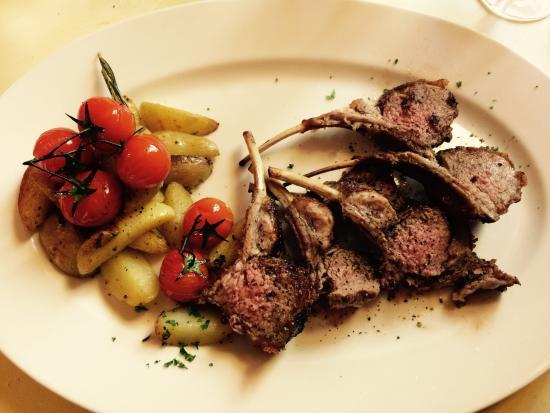 trattoria Toscana : Menu Pâques