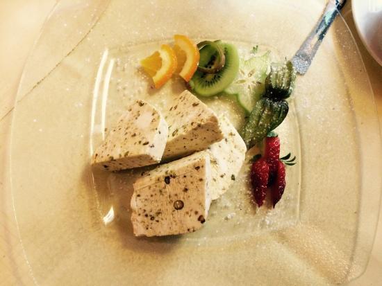 trattoria Toscana : Dessert pistache
