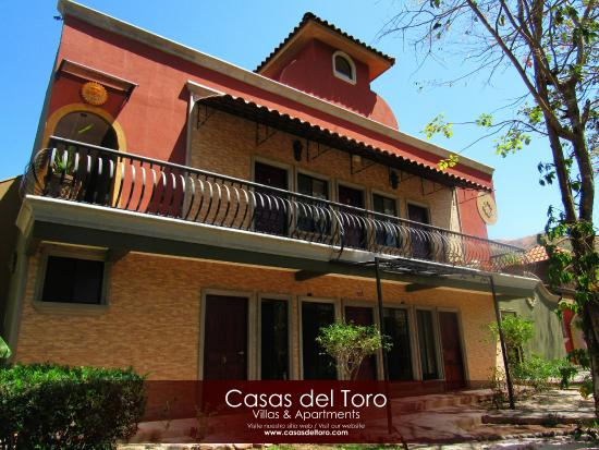 Casas del Toro Playa Flamingo