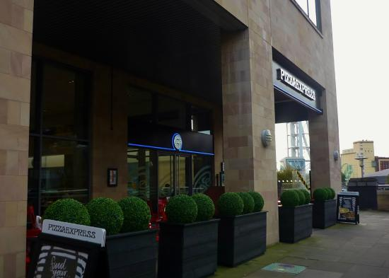 Pizza Express Salford Picture Of Pizza Express Salford