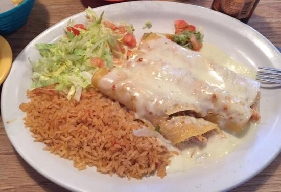 Mexican Food Blanco Rd