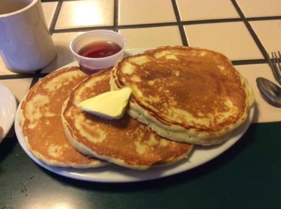 West's Bakery Incorporated: lemon Pancakes
