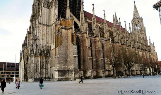 ulm cathedral picture of ulmer muenster ulm tripadvisor. Black Bedroom Furniture Sets. Home Design Ideas