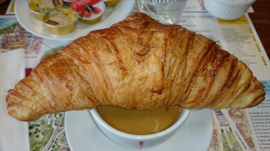Hotel Le Terminus d'Albi : Petit déjeuner simple mais efficace !