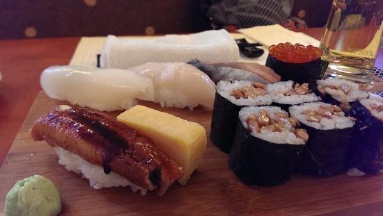 Fujiwara : Sushi