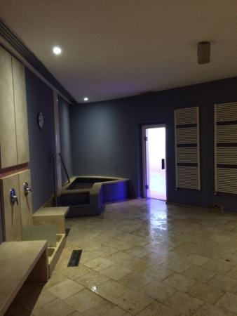 Ingresso x bagno turco e sauna - Picture of Green Park Resort ...