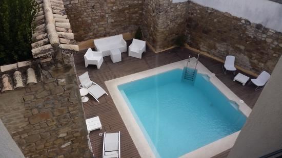 Hotel el Postigo: piscina