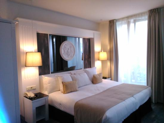 TRYP Paris Opera Hotel: habitación 403 doble superior