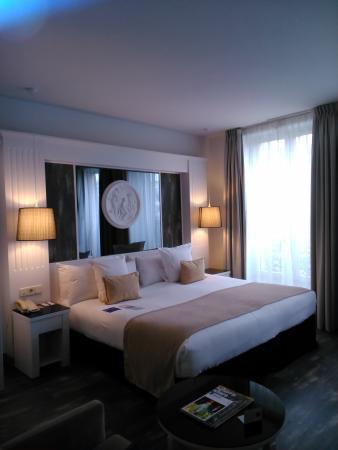 TRYP Paris Opera Hotel: habitación 403 tras reforma
