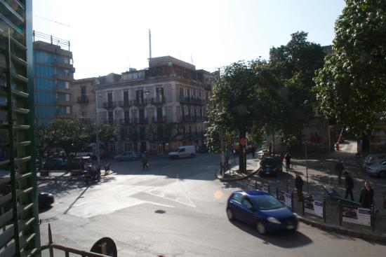 Albergo Vittoria: View from our balcony
