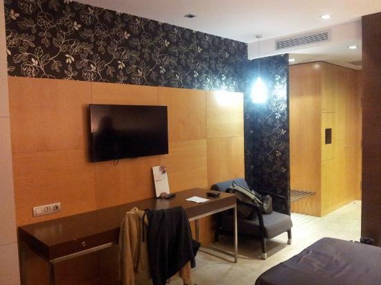 Hotel Urpi: decort de la chambre