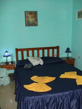 Hosteria Cartacuba: Schlafzimmer