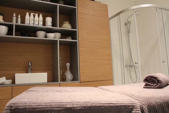 Berkeley Hotel & Day Spa: SPA at the Berkeley - massage room