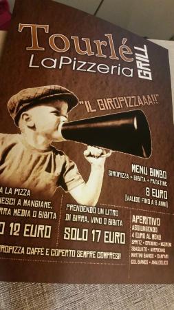 Tourlé la Pizzeria - Concorezzo