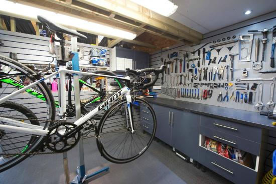 Forest Leisure Cycling - New Workshop 2015