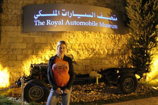 Königliches Automobilmuseum: myimagemaker Sofia Belka