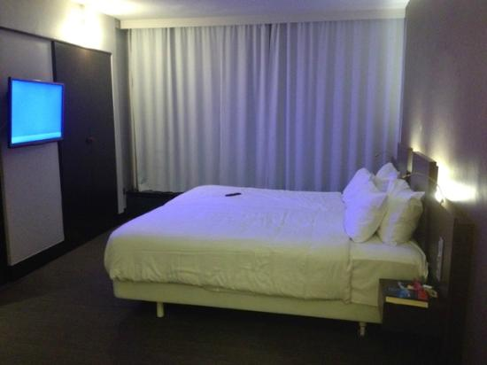 NH Amsterdam Caransa: Suite on the 6th floor