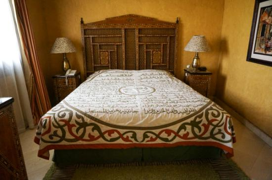 "Le Riad Hotel de charme: The ""Calligraphy"" room"