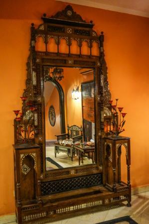 Le Riad Hotel de charme: Lounge