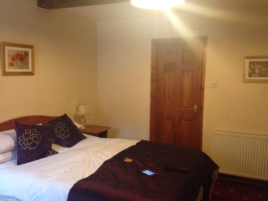 Shobdon, UK: Our room