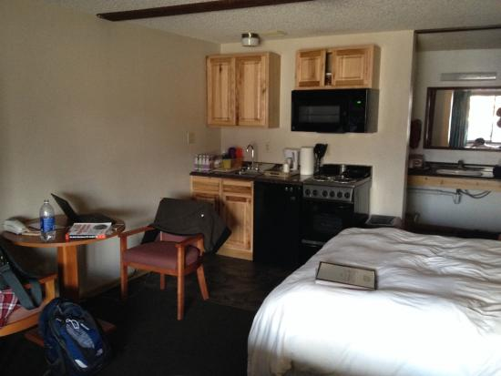 Wolf Creek Ski Lodge: Room