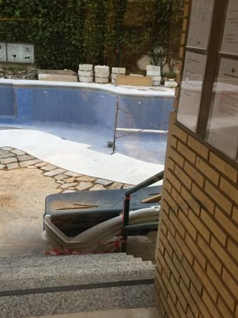 Ronda 4: Pool not in use