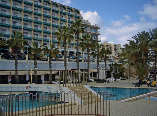 Qawra Palace Hotel - room photo 2354751