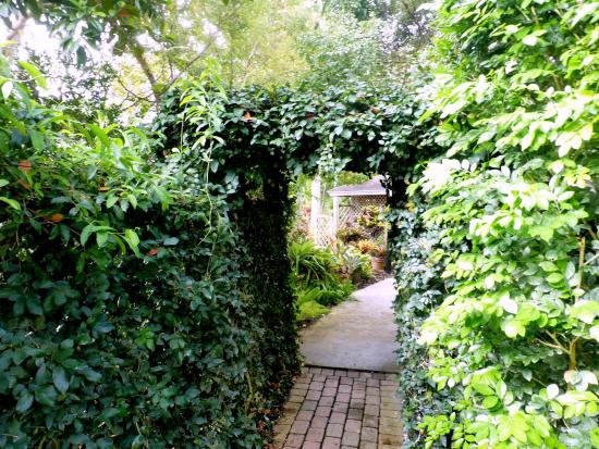 Lovely Archway - Picture of Heathcote Botanical Gardens, Fort Pierce ...