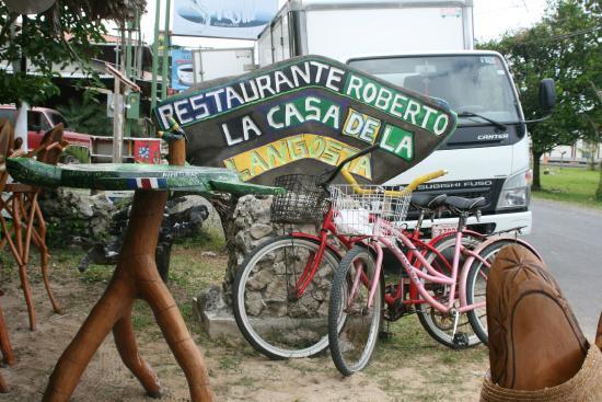 Roberto la Casa de Langosta