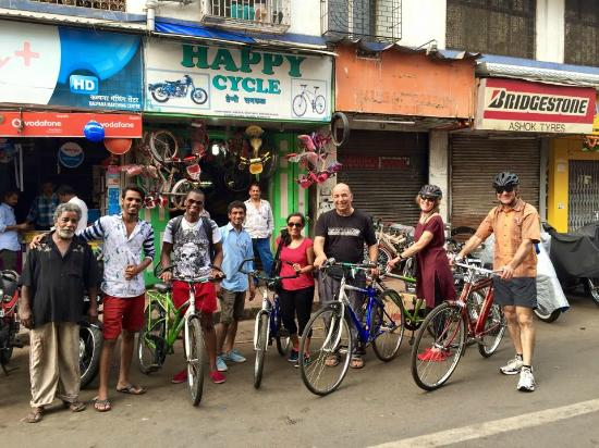 Reality Tours and Travel: Morning bike ride 28March