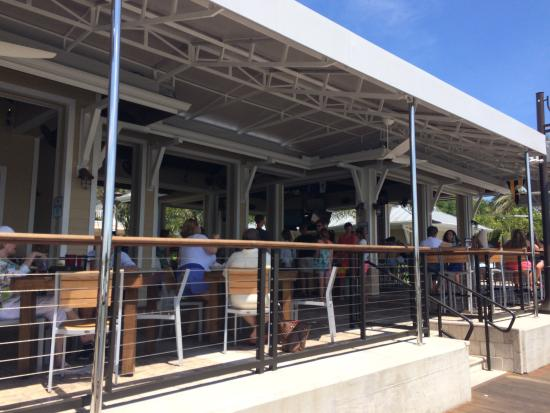 Outriggers Tiki Bar And Grille Lunch On The Water