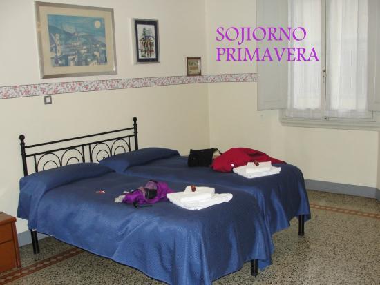chambre - Foto di Soggiorno Primavera, Firenze - TripAdvisor