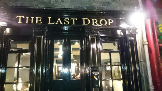 The Last Drop: 8 de febrero del 2015