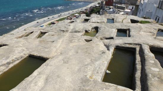 Phoenician tombs - Picture of FRS Excursion to Tanger, Tarifa - Tripadvisor